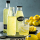 Homemade Lemon Cordial