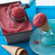 berry lemon instant ice cream